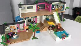 Images for video playmobil maison moderne youtube ...