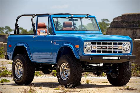 2019 Mini Bronco by Auction Block 1976 Ford Bronco Hiconsumption