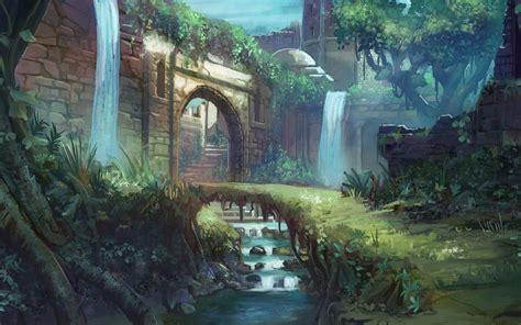 Fantasy Art Artwork landscape Wallpapers HD / Desktop and ...
