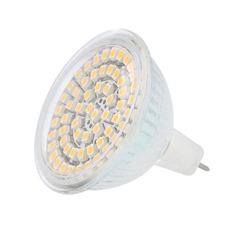 gu5 3 mr16 led spot 12 24 volt 3 0 watt 60 smd dimmbar