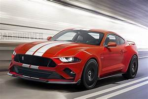 Don't Get Your Hopes up for the Ford Mustang Shelby GT500 to Offer a Manual Transmission ...
