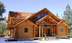 Maison En Rondin : maison bois toutes les techniques de construction ~ Melissatoandfro.com Idées de Décoration