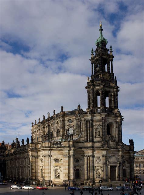 katholische hofkirche wikipedia