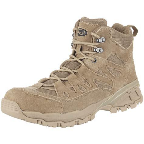 Mil Tec Tactical Mens Combat Squad Boots Military Army