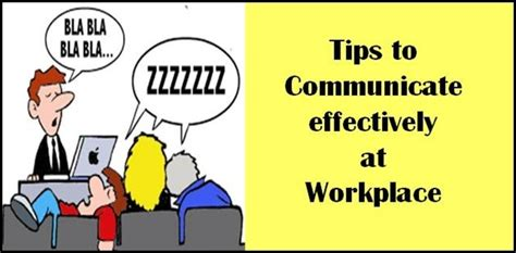 Tips To Communicate Effectively In The Workplace  Career