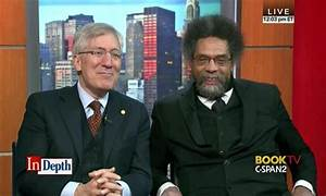 Professors Robert George and Cornel West Featured on C ...