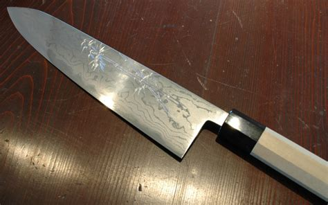 engraved kitchen knives japanese chef kitchen knife the cooking knife a sushi knife custom japanese knife