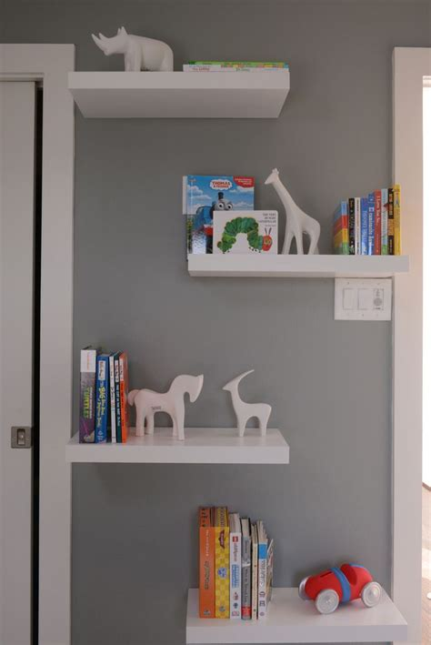 nursery floating shelves 48 best images about bedroom decor ideas on 1118