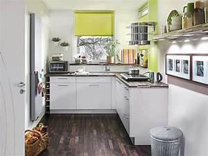 Kleine Küche Einrichten Bilder : kleine k chen bestm glich nutzen wohnen ~ Sanjose-hotels-ca.com Haus und Dekorationen