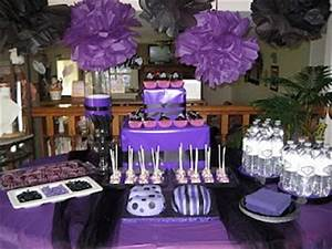 Best 25+ Purple dessert tables ideas on Pinterest