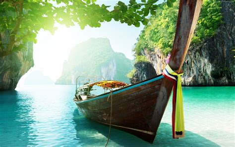 thailand travel vacation nature scenery hd wallpaper  preview wallpapercom
