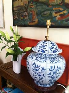 antiques atlas chinese ginger jar table lamp