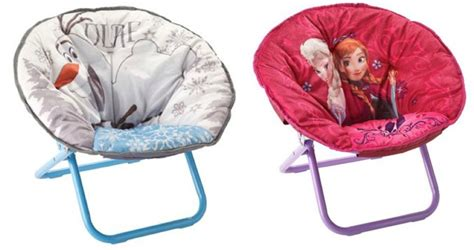 Target Frozen Saucer Chair by Disney Frozen Olaf Or Elsa Saucer Chair Only
