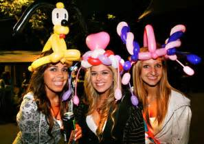 party rental supplies hire a ballon in arizona balloon animals