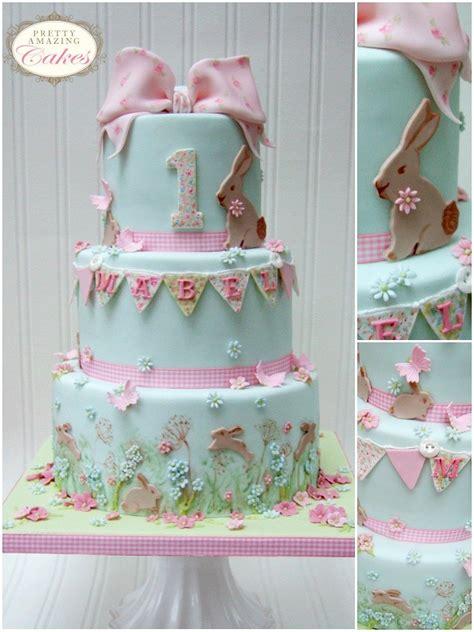 ideas  rabbit cake  pinterest cakes peter