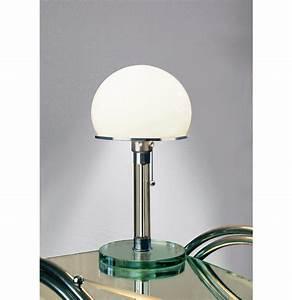 Led Lampen Bauhaus : tecnolumen tafellamp wagenfeld bauhaus versteeg lichtstudio ~ Frokenaadalensverden.com Haus und Dekorationen