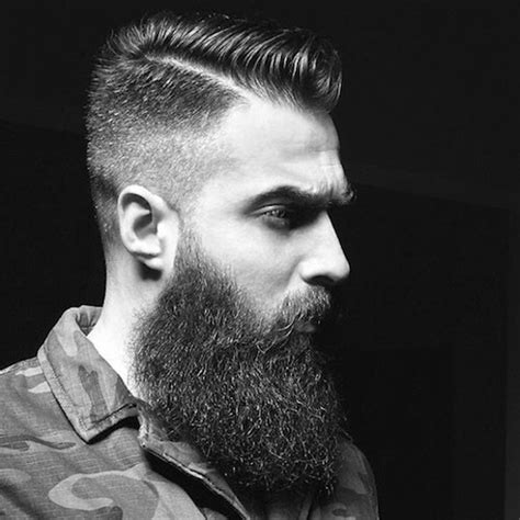 22 Cool Beards And Hairstyles For Men