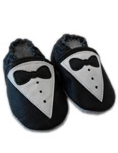 baby customized gifts baby boy shoes pre walker leather shoe tuxedo design