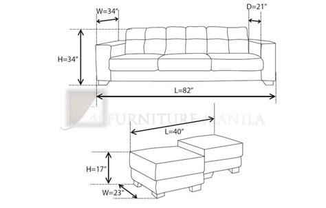 Average Loveseat Dimensions by 20 Average Sofa Length Graphics Everythingalyce
