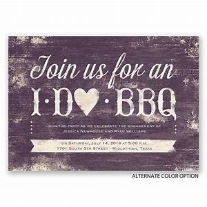 i do bbq engagement party invitation invitations by dawn With i do bbq wedding invitations templates