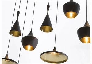 Suspension Industrielle Ikea : beat light tall black l mpara de suspensi n tom dixon milia shop ~ Teatrodelosmanantiales.com Idées de Décoration