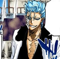 grimmjow jaegerjaquez bleach wiki fandom powered  wikia