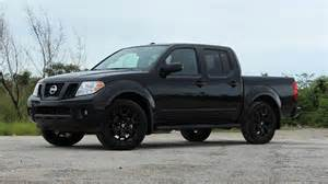 nissan frontier midnight edition review lipstick