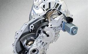 Bmw I8 Eaxle Developed By Gkn