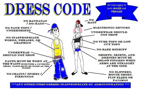 Elementary Dress Code by What S The Rumble Students And Dress Code Do They Match