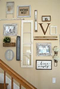 the 25 best gallery wall staircase ideas on pinterest With kitchen cabinets lowes with family word wall art