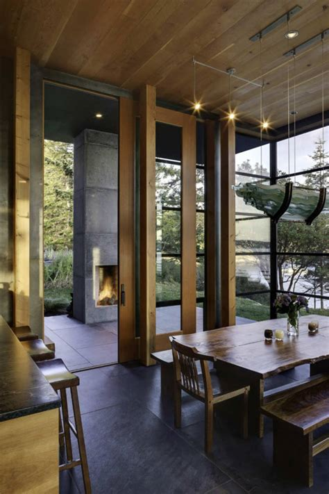 Contemporary Classic Home by Contemporary And Classic House Design By Prentiss