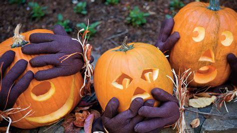 evil pumpkins  halloween pumpkin carving ideas