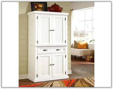 Stand Alone Pantry Cabinets Canada by Pantry Cabinet White Pantry Cabinet Lowes With Linen