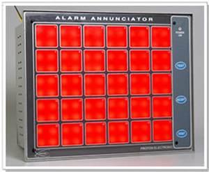 Microprocessor Based Alarm Annunciator