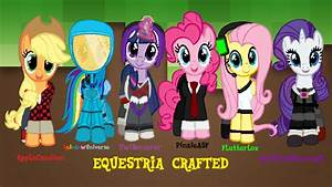 Equestria Crafted by DocterWhoovesFan on DeviantArt