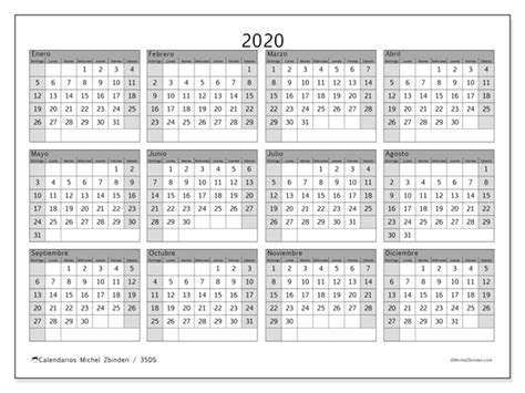 calendario ds michel zbinden es