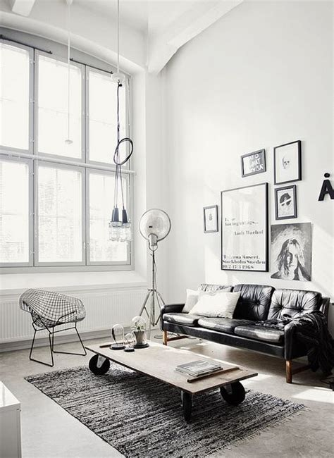 industrial design living room 30 stylish and inspiring industrial living room designs digsdigs