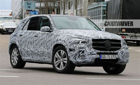 5 Revelations About The 2019 Mercedesbenz Gle