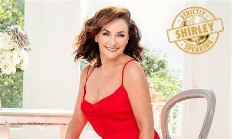 Shirley Ballas' romantic dinner at home with boyfriend ...