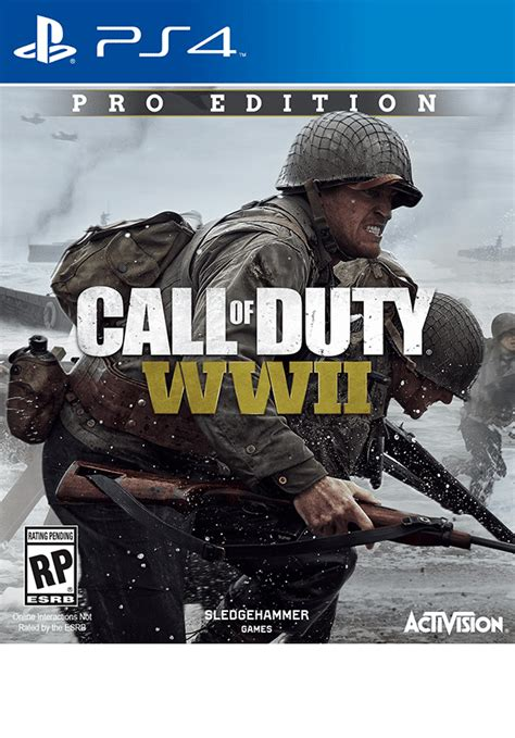 call  duty wwii digital deluxe  pro edition
