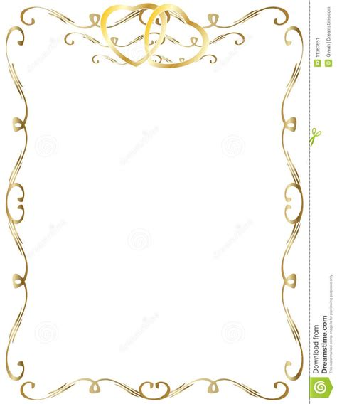 Image result for create 50th wedding anniversary borders