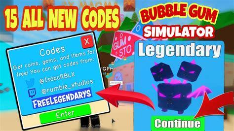Codes for roblox ramen simulator 2020 / codes for billionaire simulator roblox 2020. ALL NEW 15 *WORKING* CODES in BUBBLE GUM SIMULATOR 2020 ...
