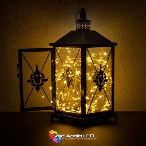 warm white led string light ft