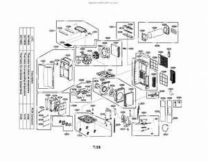 Parts For Lg Lp1417shr  00  Air Conditioner Parts
