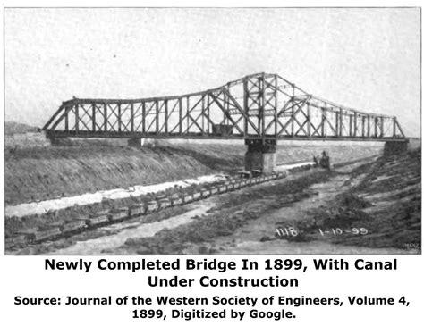 Kedzie Avenue CN Railroad Bridge (Chicago, Madison and ...