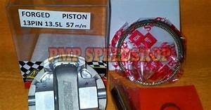 Piston Forged Lhk 57mm Pin 13mm