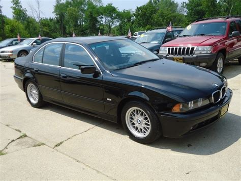 2002 Bmw 525i For Sale 2002 bmw 525i for sale in cincinnati oh stock 11001