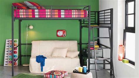 chambre mezzanine ado chambre ado avec mezzanine couleur peinture chambre 54