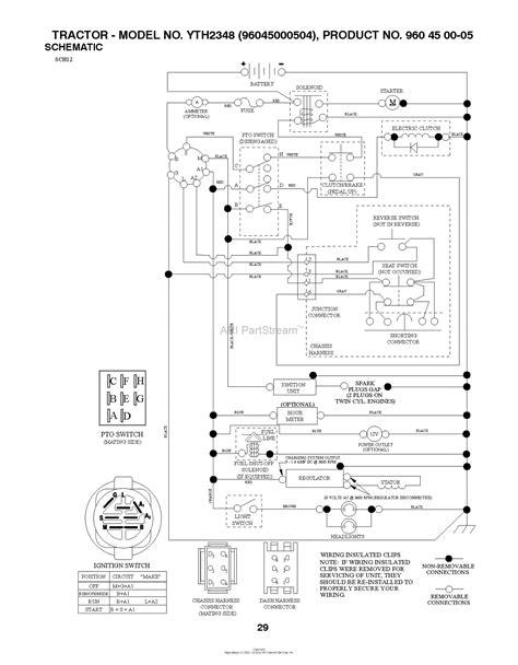 Husqvarna Yth Parts Diagram
