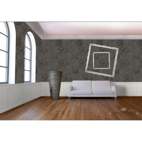 peinture murale gris argent peinture etnika argent antique effet chaux dans les tons de gris 1 25l